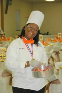 Chef Annette C. Kpoto
